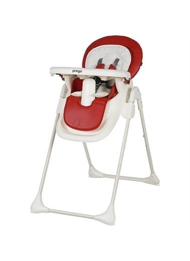 Kraft Polo Mama Sandalyesi 3851 Kırmızı